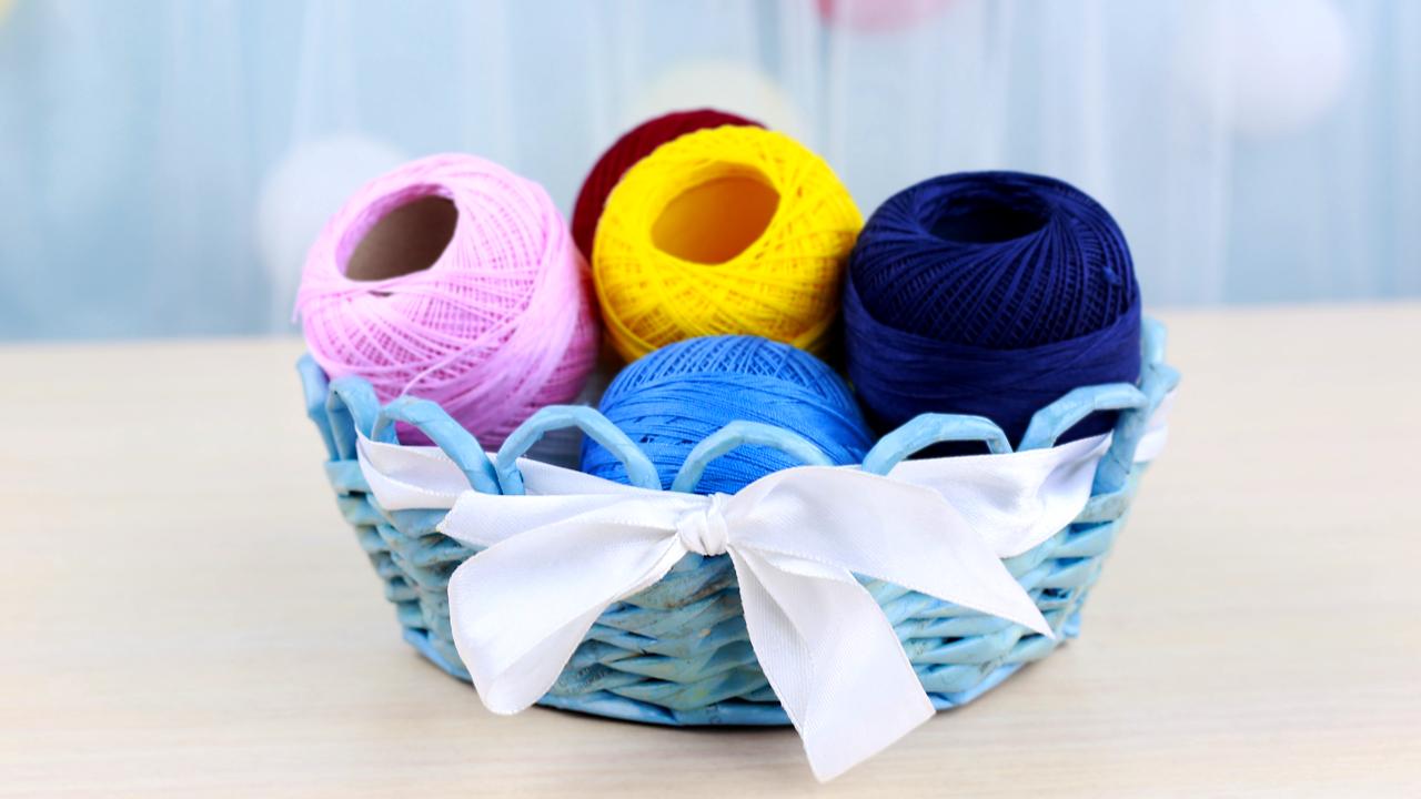 Diy Paper Weave Craft