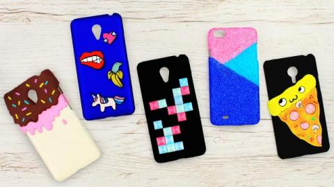 5 Incredible DIY Phone Case Ideas