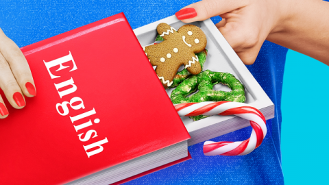 13 Weird Ways To Sneak Christmas Candies Into Class / Christmas School Pranks And Life Hacks