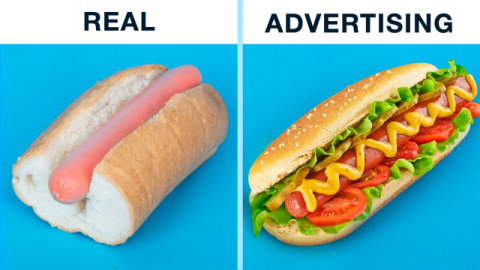 13 Tricks Advertisers Use To Make Food Look Delicious / Food Photo Hacks