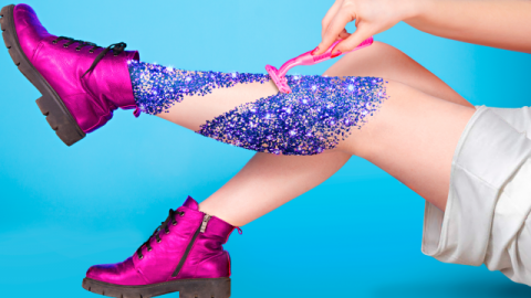9 Bright Crafting Hacks That Will Change Your Life / Brilliant Glitter and Sequins Hacks