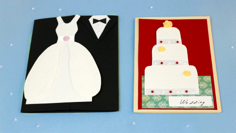 DIY Wedding Cardmaking Ideas