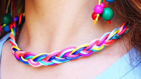 5 DIY Cord Jewelry Ideas
