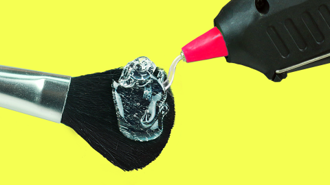 12 Hot Glue Gun Life Hacks For Crafting