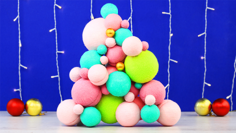7 DIY Mini Christmas Tree Ideas